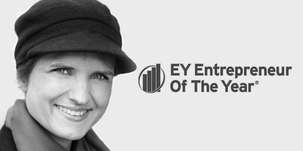 Stina Ehrensvard Entrepreneur of the Year
