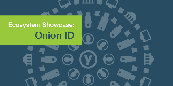 Onion ID with yubikeys