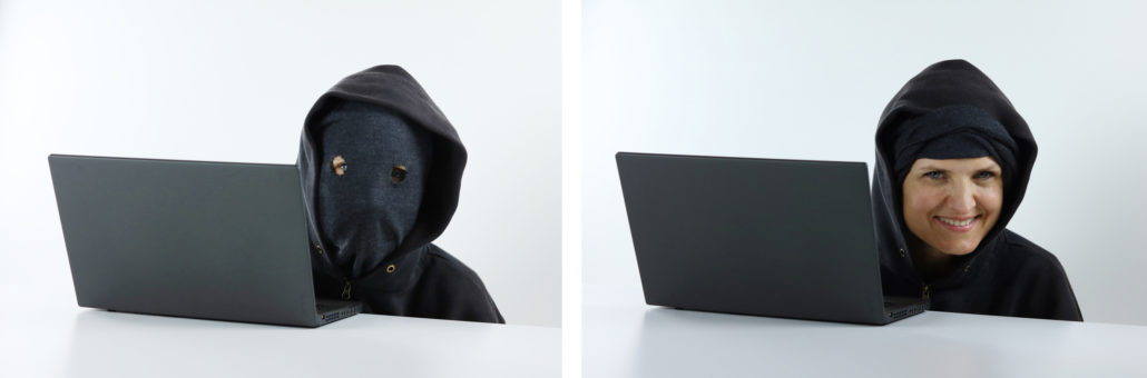 silly hacker