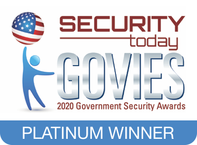 Security today Govies Platinum Winner logo