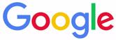 Google logo with white background