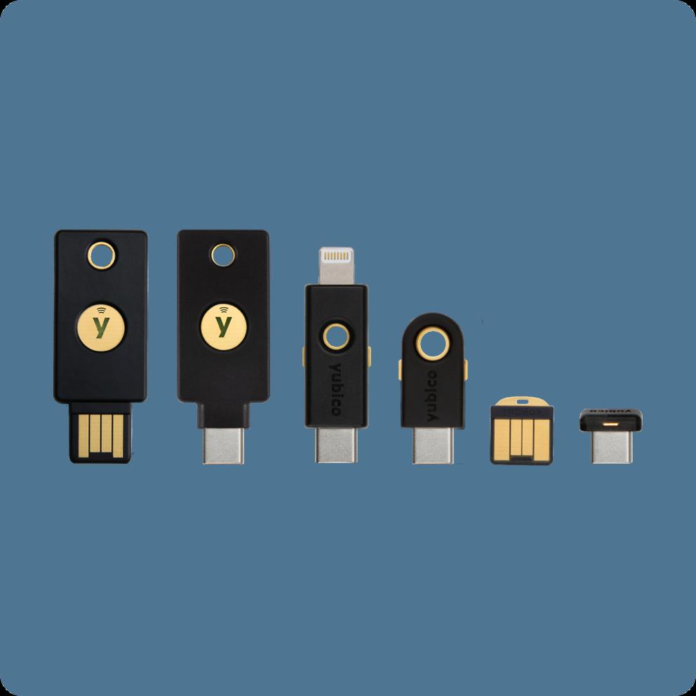 YubiKey 5 Series image