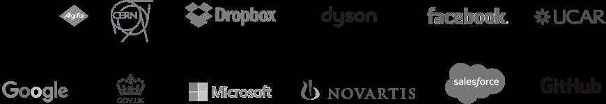 yubico partner logos