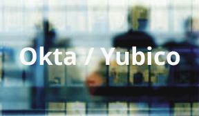 okta/yubico text overlay